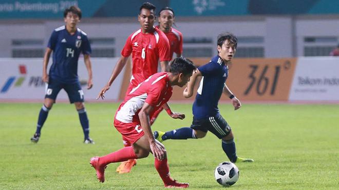 GÓC CHIẾN THUẬT: Khi U23 Nepal đá như… U23 Việt Nam