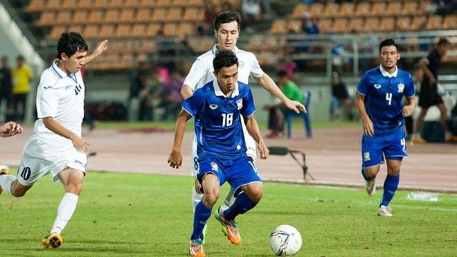 Link xem trực tiếp U23 Thái Lan vs U23 Uzbekistan (19h00, 19/8)