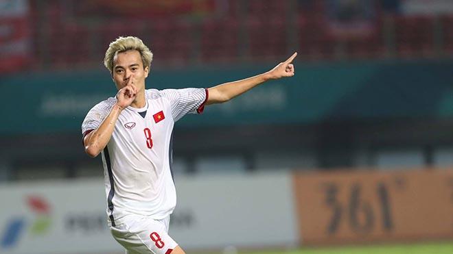 U23 Việt Nam, U23 Syria, ASIAD, Park Hang seo, Văn Toàn,