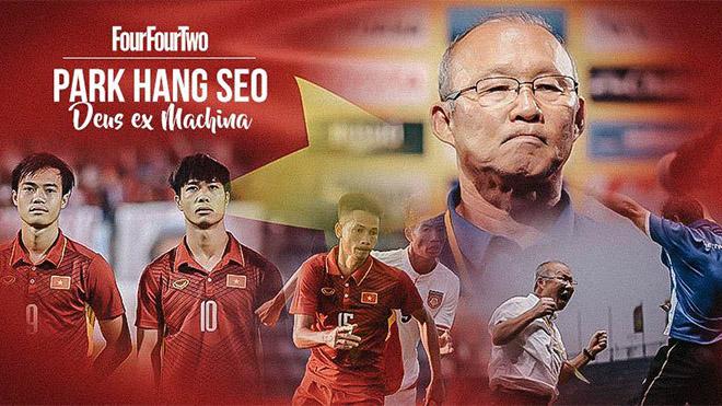 HLV Park Hang Seo: 'Cầu thủ U23 Việt Nam nào cũng muốn dâng lên đá như Barca'