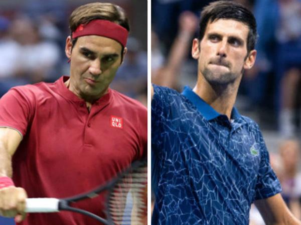 Djokovic, Federer, US Open, Millman