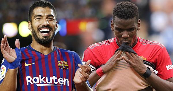 Tin hot M.U, chuyển nhượng M.U, Suarez, Pogba