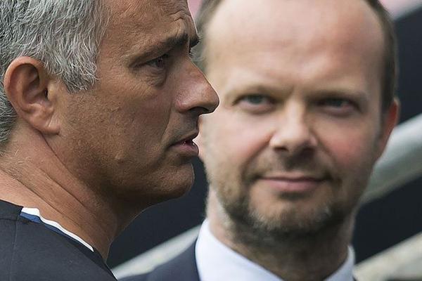 Mourinho, M.U, Zidane, Pogba, Woodward