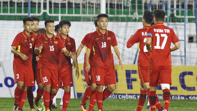 CẬP NHẬT sáng 23/9: U19 Việt Nam suýt thắng U19 Uruguay, M.U kém Liverpool 8 điểm, Real Madrid thắng nhờ VAR