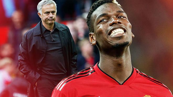 Paul Pogba công khai chỉ trích chiến thuật của Mourinho