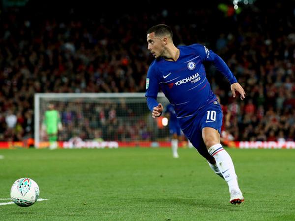 Liverpool vs Chelsea, Liverpool, Chelsea, Cúp Liên đoàn, Hazard