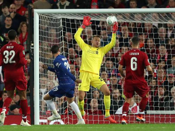 Liverpool vs Chelsea, Liverpool, Chelsea, Cúp Liên đoàn, Morata