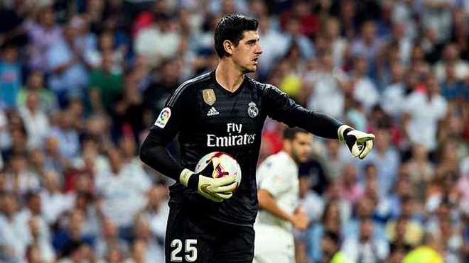 ĐIỂM NHẤN Real Madrid 0-0 Atletico: Courtois xuất sắc, Bale lại bị chấn thương ám ảnh