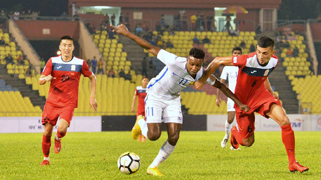 Giao hữu trước thềm AFF Cup 2018: Các đối thủ của Việt Nam đồng loạt bại trận