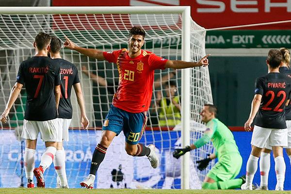 Real Madrid hỏi mua Hazard, Real Madrid chờ Asensio tỏa sáng, video clip Tây Ban Nha 6-0 Croatia, UEFA Nations League, Asensio kế tục Ronaldo, Asensio vs Hazard