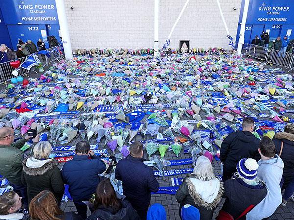 Leicester, Chủ tịch Leicester chết, chủ tịch Leicester tử nạn, trực thăng ông chủ Leicester, trực thăng phát nổ, ông chủ tỷ phú Leicester là ai, Vichai Srivaddhanaprabha