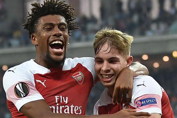 Kết quả bóng đá, kết quả cúp C2, Europa League, kết quả AC Milan, kết quả Chelsea, kết quả Arsenal