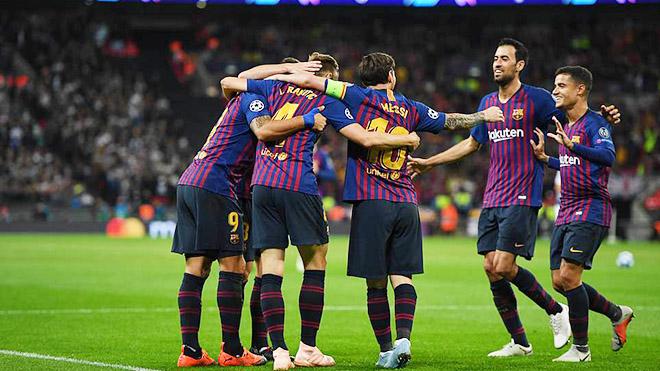 VIDEO Tottenham 2-4 Barcelona: Messi lập cú đúp vùi dập Spurs, che mờ Harry Kane