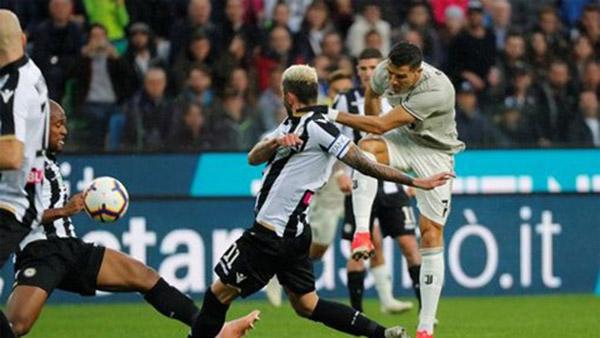 Juventus. Video clip Udinese 0-2 Juventus: Ronaldo ghi bàn, Juve lập kỷ lục