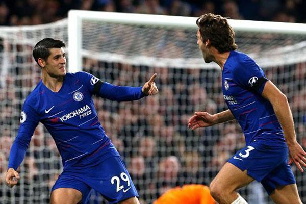 Kết quả bóng đá hôm nay, kết quả Ngoại hạng Anh, Video clip Chelsea 3-1 Crystal Palace, Kết quả Chelsea vs Crystal Palace, Chelsea vs C. Palace, Morata, Hazard, Sarri