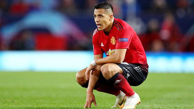 M.U sẽ làm thế nào để giải quyết 'cục nợ' Alexis Sanchez?