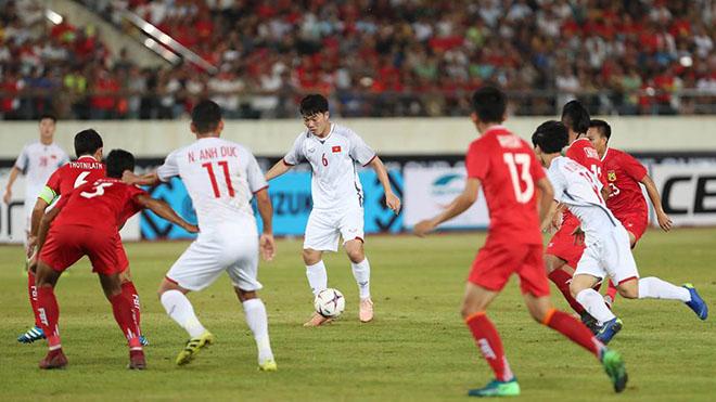 Lào 0-3 Việt Nam: Xuân Trường hồi sinh từ những hoài nghi, tìm lại dáng dấp ông chủ