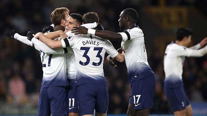 Video Wolverhampton 2-3 Tottenham: Dẫn trước 3 bàn, Spurs suýt trả giá vì hậu vệ trẻ