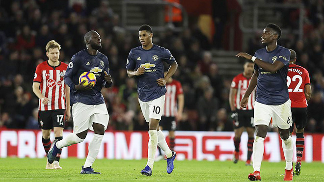 ĐIỂM NHẤN Southampton 2-2 M.U: Khủng hoảng trung vệ, Lukaku giải hạn, Mourinho chưa hết tâm lý