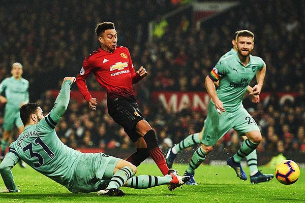 Kết quả bóng đá hôm nay, Kết quả MU vs Arsenal, Video clip MU 2-2 Arsenal, Kết quả Ngoại hạng Anh, MU vs Arsenal, Man United, Manchester United, Quỷ đỏ, Martial, De Gea