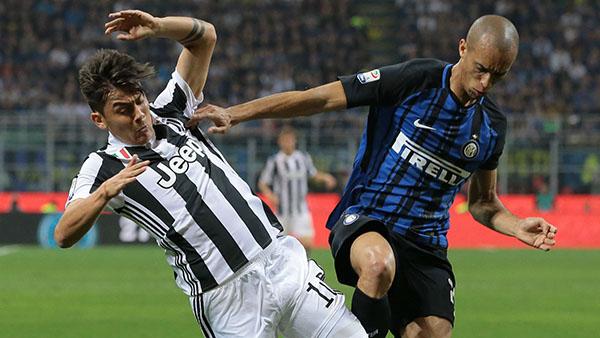 Lịch thi đấu bóng đá hôm nay, Trực tiếp Italia, Trực tiếp Juve vs Inter Milan, trực tiếp bóng đá, truc tiep bong da, Juve vs Inter, xếp hạng Italia mới nhất, FPT Play