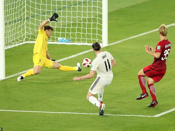 Kết quả bóng đá hôm nay, kết quả Real Madrid vs Kashima, Video clip Real Madrid 3-1 Kashima Antlers, Gareth Bale lập hat-trick, Club World Cup, chung kết, Gareth Bale