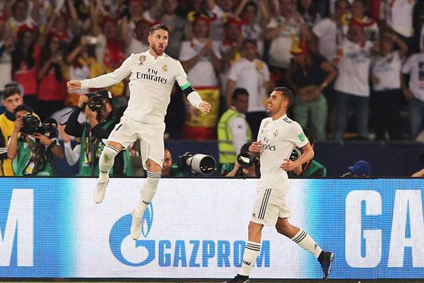 Kết quả bóng đá hôm nay, kết quả Club World Cup, Video clip Real Madrid 4-1 Al Ain, Real Madrid vô địch Club World Cup, Real Madrid vs Al Ain, tỷ số Real Madrid vs Al Ain