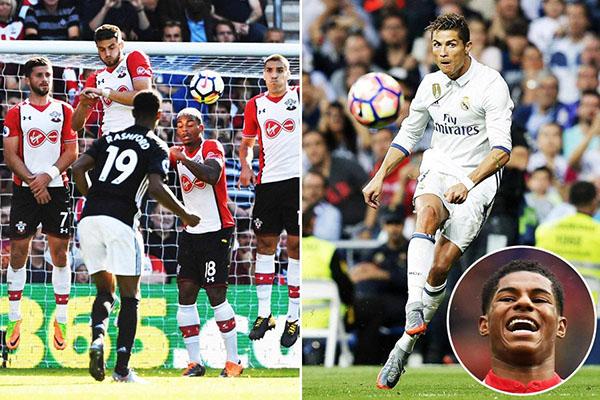 MU, Manchester United, Top 4, vô địch, Cúp C1, Kết quả bóng đá hôm nay, bóng đá Anh, Ngoại hạng Anh, video clip Newcastle 0-2 MU, Rashford đá phạt, Ole Solskjaer