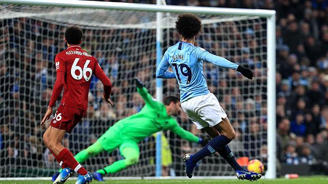 Video clip highlights Man City 2-1 Liverpool: The Kop đứt mạch bất bại, Man xanh thắp hy vọng