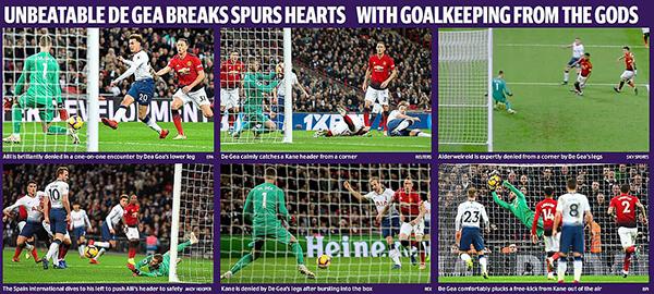 Kết quả bóng đá hôm nay, kết quả Ngoại hạng Anh, kết quả Tottenham vs MU, video clip Tottenham vs MU, bảng xếp hạng Ngoại hạng Anh mới nhất, Pogba, Rashford, De Gea