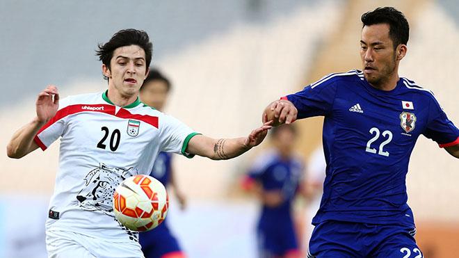 Iran 0-3 Nhật Bản (KT): Osako lập cú đúp, 'Samurai xanh' điền tên mình vào chung kết Asian Cup 2019