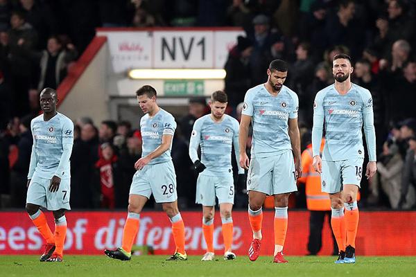 Chelsea thua sốc Bournemouth, Video clip highlights Bournemouth 4-0 Chelsea, kết quả Bournemouth vs Chelsea, bảng xếp hạng Ngoại hạng Anh, Sarri bị sa thải, mất việc