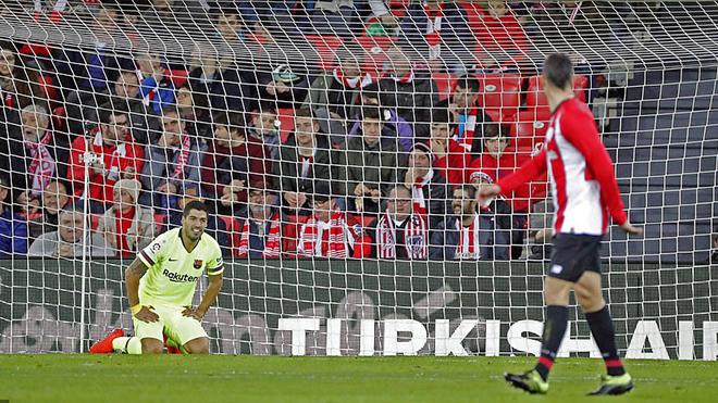 VIDEO Bilbao 0-0 Barcelona: Messi bất lực, Barca lỡ cơ hội bứt phá