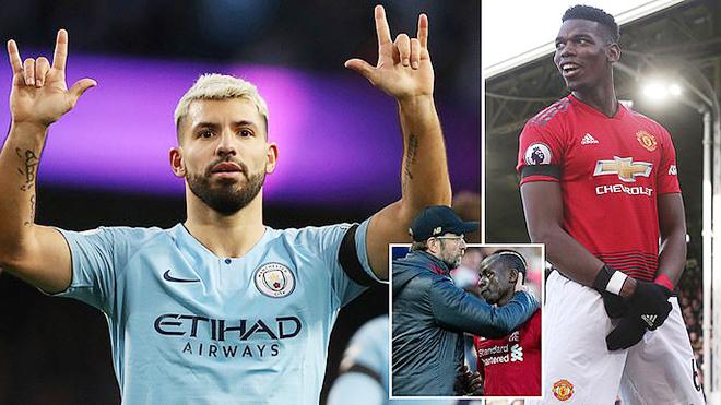 Ngoại hạng Anh sau vòng 26: Man City tranh ngôi đầu, MU phải giữ top 4