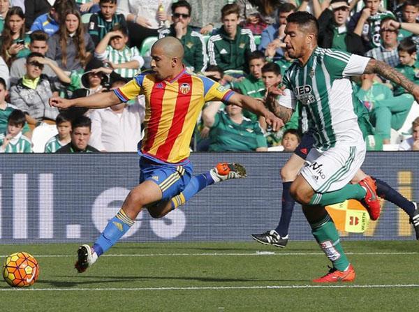 Kết quả bóng đá hôm nay, kết quả bóng đá, ket qua bong da, kết quả bóng đá Tây Ban Nha, kết quả cúp Nhà vua Tây Ban Nha, kết quả Valencia vs Real Betis, tỷ số