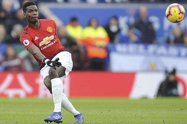 Kết quả Leicester vs MU, video clip Leicester 0-1 MU, Paul Pogba là thủ lĩnh, Paul Pogba, MU hồi sinh, Manchester United, Man United, M.U, MU, Quỷ đỏ, Claude Puel