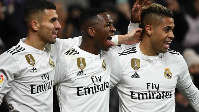 Kinh điển Barcelona vs Real Madrid (3h00, 7/2): Chờ sao mới Vinicius Jr tỏa sáng