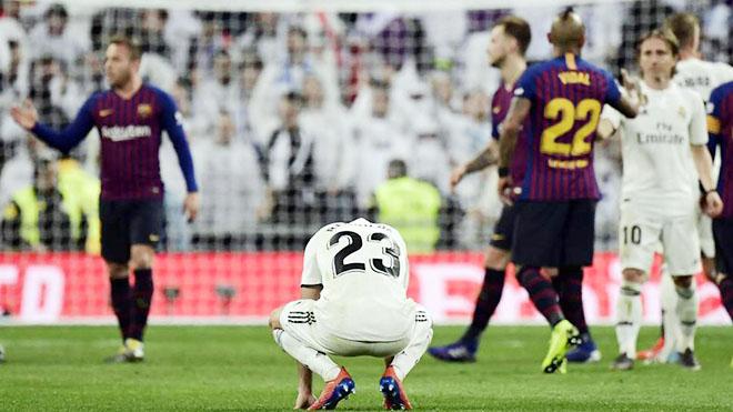 Tây Ban Nha vòng 26: Real Madrid sẽ báo thù Barca?