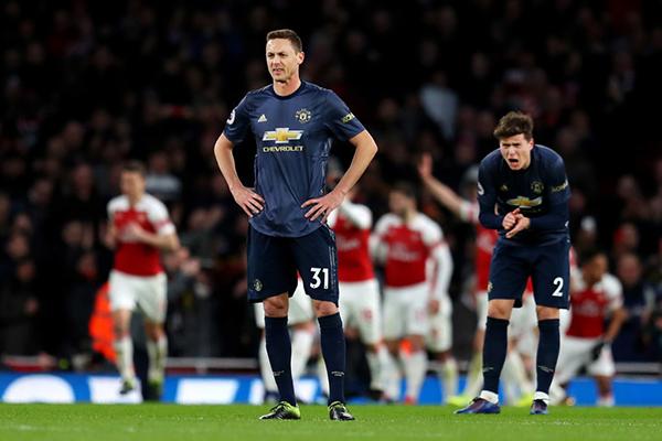 Kết quả bóng đá hôm nay, kết quả bóng đá, ket qua bong da, kqbd, kết quả Arsenal vs MU, video clip highlights Arsenal vs MU, bảng xếp hạng Ngoại hạng Anh, Matic, De Gea