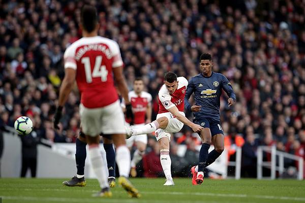 Kết quả bóng đá hôm nay, kết quả bóng đá, ket qua bong da, kqbd, kết quả Arsenal vs MU, video clip highlights Arsenal vs MU, bảng xếp hạng Ngoại hạng Anh, De Gea, Fred