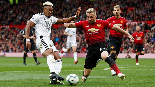 Kết quả tứ kết cúp FA. Kết quả Wolves vs MU, Swansea vs Man City