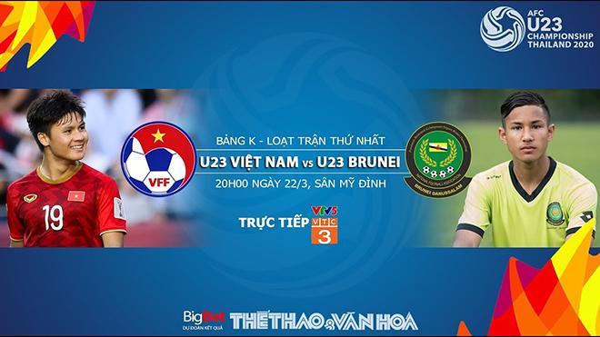 Bảng xếp hạng vòng loại U23 châu Á 2020. Xếp hạng bảng K. BXH U23 Việt Nam