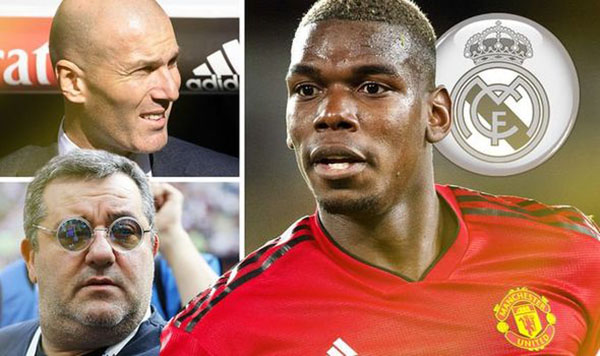 Chuyển nhượng MU, chuyển nhượng MU mới nhất, tin tức MU mới nhất, Real Madrid mua Pogba, De Gea ở lại MU, Ole Solskjaer, Barcelona vs MU, Dembele,  Van Dijk, De Ligt, MU