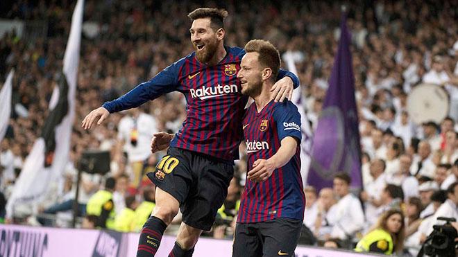 VIDEO Real Madrid 0-1 Barcelona: Đánh sập Bernabeu, Barca tiến sát ngôi vương