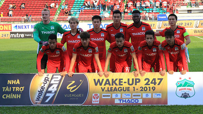 Lịch thi đấu V League vòng 6 hôm nay. Trực tiếp Quảng Nam vs HAGL, Hà Nội vs Hải Phòng