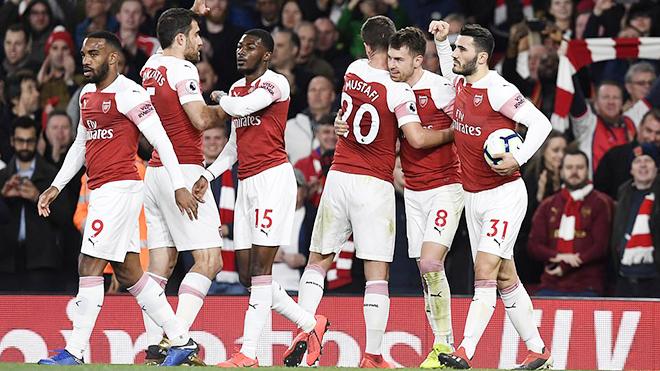 VIDEO Arsenal 2-0 Newcastle: Bắn hạ Chích chòe, Pháo thủ hiên ngang vào Top 3
