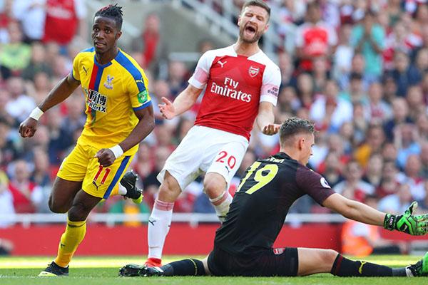 Cuộc đua Top 4 Ngoại hạng Anh, Everton vs MU, Arsenal vs Crystal Palace, video clip Everton vs MU, video clip Arsenal vs Crystal Palace, bxh Ngoại hạng Anh, MU, Tottenham