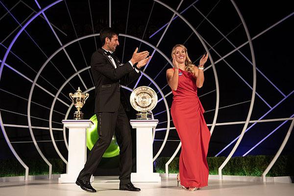 Wimbledon, Wimbledon tăng tiền thưởng, tiền thưởng Wimbledon, tiền thưởng nhà vô địch Wimbledon, Djokovic, Kerber, Andy Murray, Wimbledon 2019
