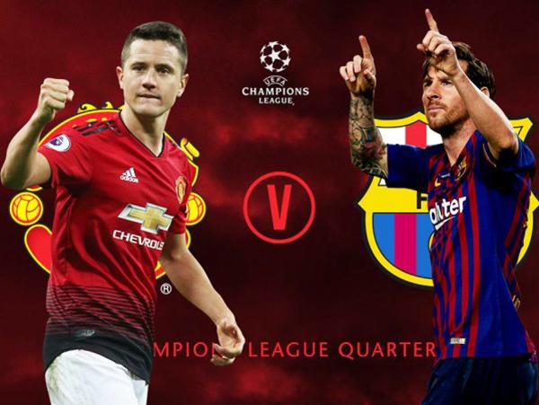 Lịch thi đấu bóng đá hôm nay, trực tiếp bóng đá, truc tiep bong da, trực tiếp MU vs Barca, trực tiếp MU vs Barcelona, Ajax vs Juventus, Ajax vs Juve, Cúp C1 châu Âu, K+