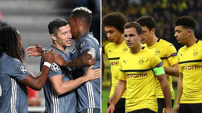 Giải vô địch Đức vòng 34: Bayern đăng quang xứng đáng, Dortmund bất lực